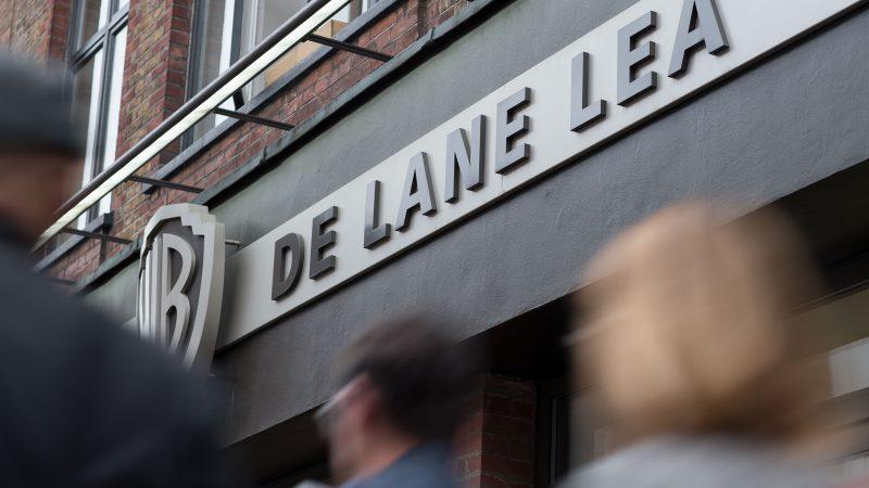 Cafe Amp Bar De Lane Lea Warner Bros Studios Leavesden