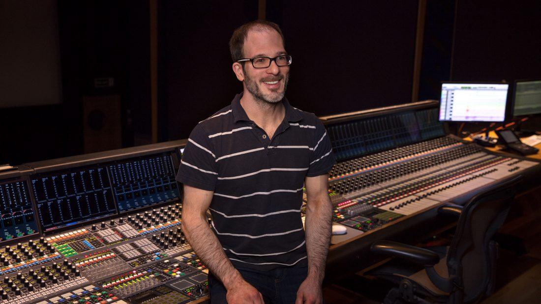 Sound | De Lane Lea | Warner Bros Studios Leavesden